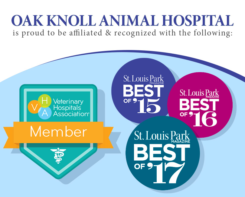 Best of St. Louis Park 3 years in a row!